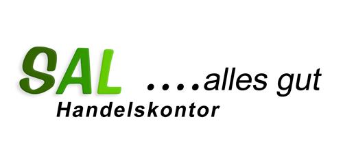 SAL Handelskontor Ltd.  Als Bremer Unternehmen umfasst unser Aufgabenbereich die Herstellung, Entwicklung und den Vertrieb besonderer Reinigungsmittel-Logo